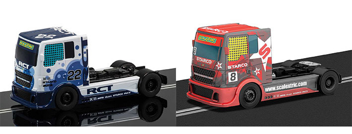 Team Scalextric Racing Trucks