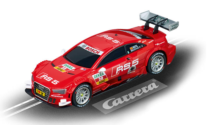 "Carrera Digital 143 - Audi A5 DTM ""M.Molina, No.20"" (41386)"