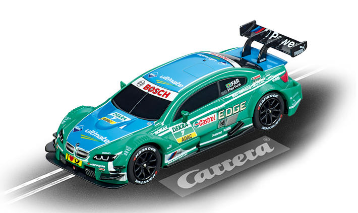 "Carrera Digital 143 - BMW M3 DTM ""A.Farfuß, No.7"" (41385)"