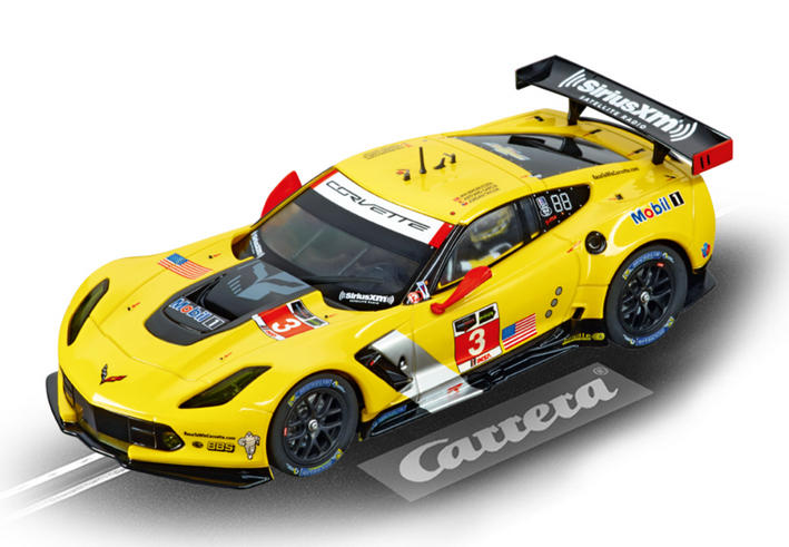 "Digital 132 - Chevrolet Corvette C7.R ""NO.3"" (30701)"