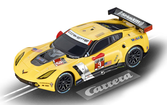 "Digital 143 - Chevrolet Corvette C7.R ""NO.3"" (41382)"