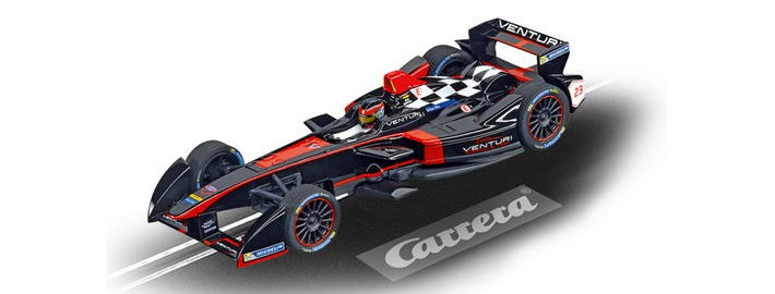 "Carrera - Formula E Venturi Racing ""Nick Heidfeld, No.23"""