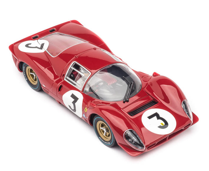 "Carrera Digital 124 - Ferrari 330 P4 ""No.03"", Monza 1967 (23814) oben"