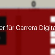 Zeitmessung LLC - Lap Counter für Carrera Digital 132 / 124