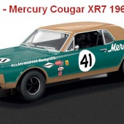 Scalextric - Mercury Cougar XR7 1967 (C3614)
