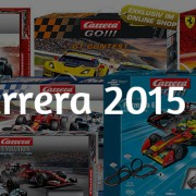 8 Carrera 2015 Sets