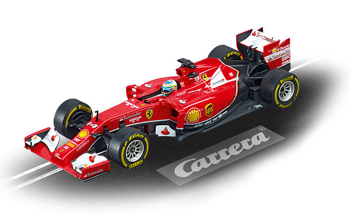 carrera 8 neue formel 1 autos mercedes und ferrari. Black Bedroom Furniture Sets. Home Design Ideas