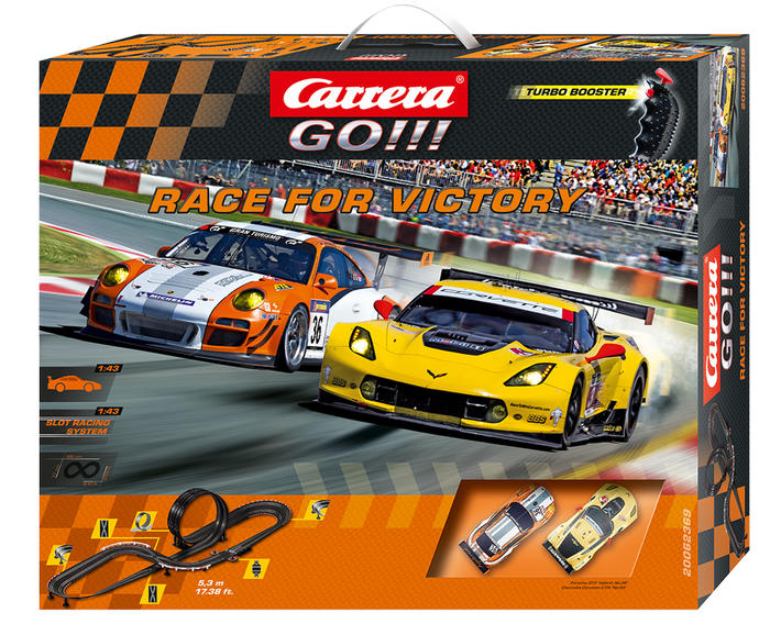 Carrera Go!!! - Race for Victory (62369)