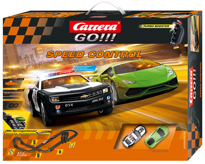 Carrera Go!!! - Speed Control (62370)