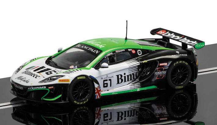Scalextric - McLaren MP4 12C GT3 - Team Bhaitec (C3605)