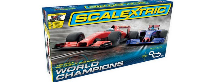 Scalextric - World Champions Set (C1347)