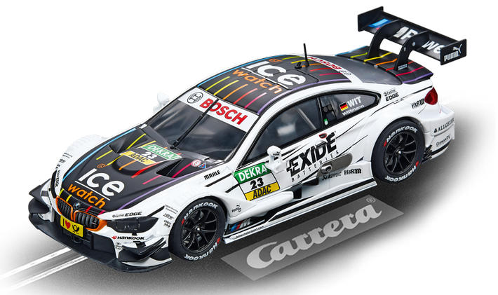"Carrera Digital 132 - BMW M4 DTM ""M.Wittmann, No23"" 2014 (30738)"