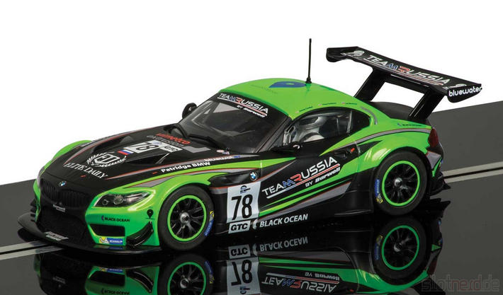 Scalextric - BMW Z4 GT3 - Team Russia 2014 (C3624)