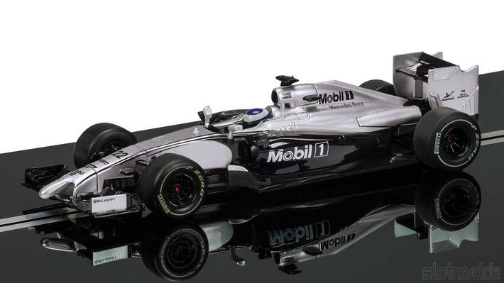 Scalextric - McLaren Mercedes MP4-29 2014 (C3619)