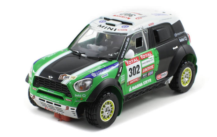 Scaleauto - Mini All4 Racing Dakar 2012 #302 (SC-6092)
