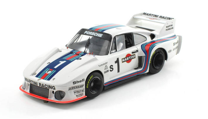 Scaleauto - Porsche 935-77 Martini Racing #1 (SC-9104)