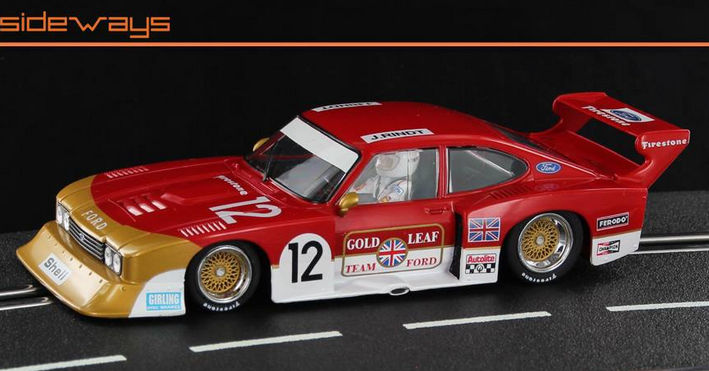 Sideways by Racer - Ford Capri Gr.5 Special Edition HC (SWHC02)