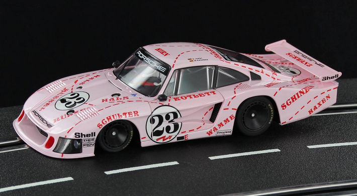 Sideways by Racer - Porsche 935/78 - Pink Pig Special Edition HC (SWHC03)
