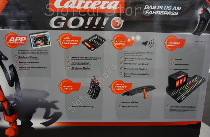 Carrera GO!!! Plus Grundpackung