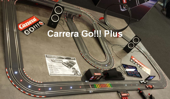 Carrera GO!!! Plus System