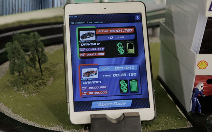 Scalextric ARC Air App
