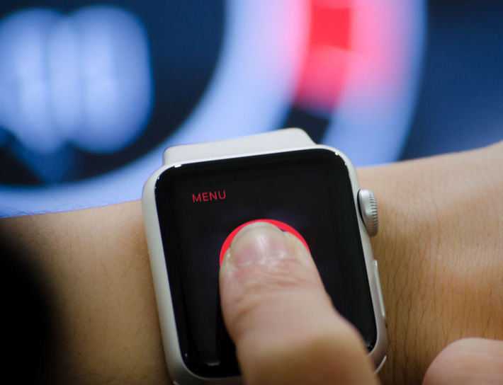 WatchDrive - Die Bedienung mit der Apple Watch