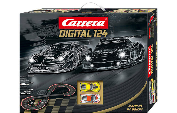 Carrera DIGITAL 124 - Racing Passion (23617)