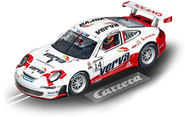 Carrera Digital 132 – Porsche GT3 RSR Lechner Racing, No.14 (30727)