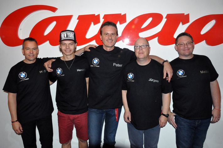 Carrera Club 24h Rennen 2016 - Team slot-connection