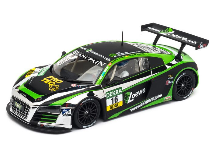 "Audi R8 LMS ""YACO RACING, NO.16"" (23826)"