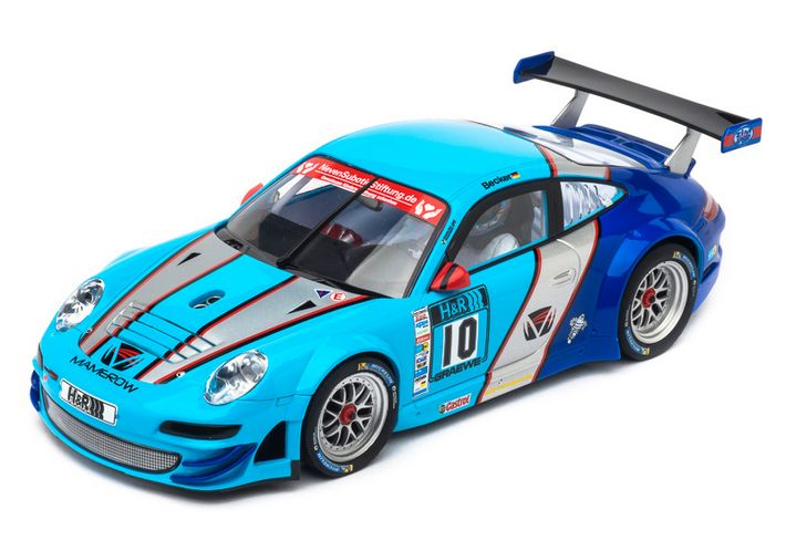 "Carrera Digital 124 - Porsche GT3 RSR ""Team Mamerow, NO.10"" (23827)"