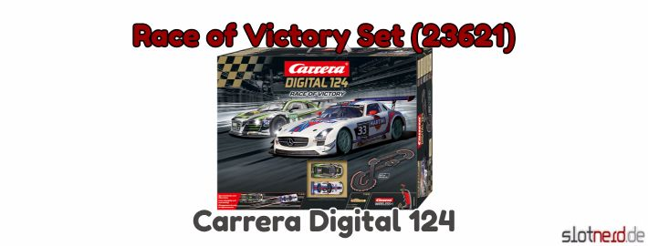 Carrera Digital 124 - Race of Victory Set (23621)